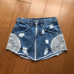 LF/Carmar Beatrice Skirt Size 26